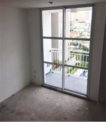 Apartamento Novo Residencial À Venda, Mooca, São Paulo. - Ap2180