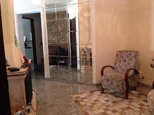 Casa Com 3 Dormitórios À Venda, 220 M²  - Jardim Virginia Bianca - São Paulo/sp - Ca0371