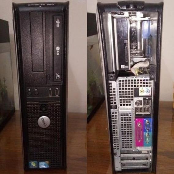 Computador Dell Optiplex Core2 Duo S/ Fonte