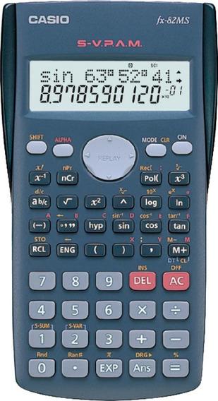 Calculadora Científica 240 Funções Fx-82ms Casio