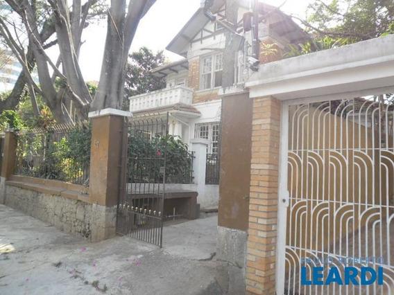 Casa De Vila - Pacaembú - Sp - 289295