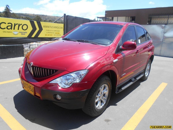 Ssangyong Actyon D200t