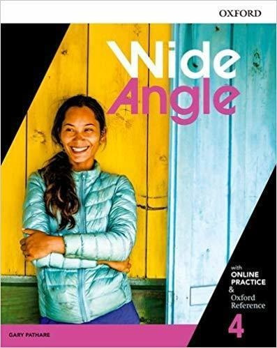 Wide Angle 4 - Student Book With Online Practice