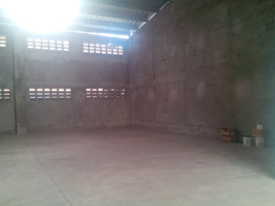 Alquiler Nave Industrial Cod 04 2017 Km 14 Pantoja