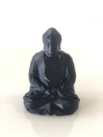 Buda Decoração Enfeite Consultório 3d