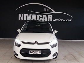 Citroën C4 Picasso 1.6 Intensive 16v Turbo Gasolina 4p