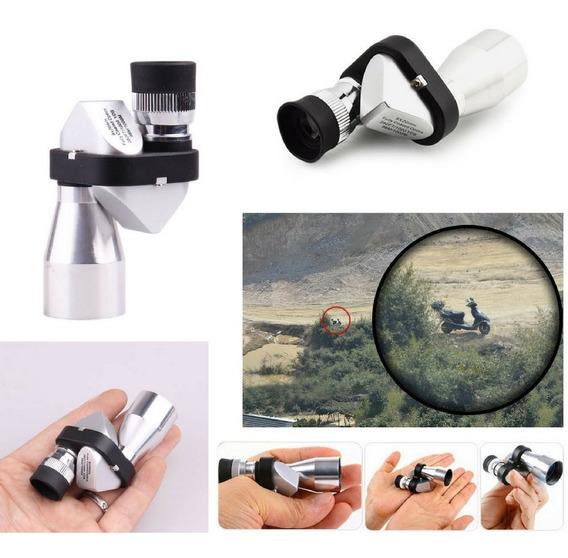 Mini Telescópio Monocular Espião 8 X 20mm Luneta Promoção
