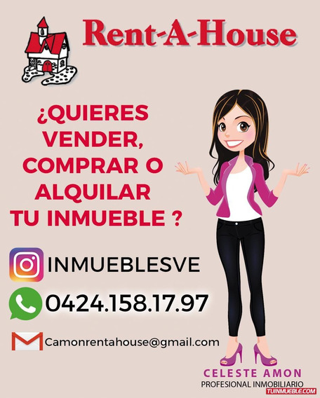 Quieres Vender, Comprar O Alquilar Tu Inmueble? 0424.1581797