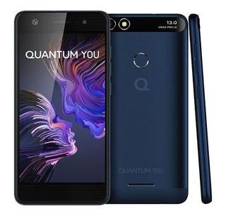 Smartphone Quantum Q17(you) 32gb Azul