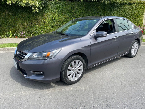 Honda Accord Exl Navi 2015