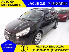 Jac J6 2.0 Diamond - 7 Lugares - Carro Impecável