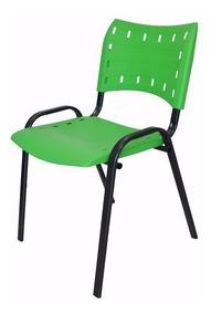 Cadeira Plastica Universitaria, Escolar, Auditorio