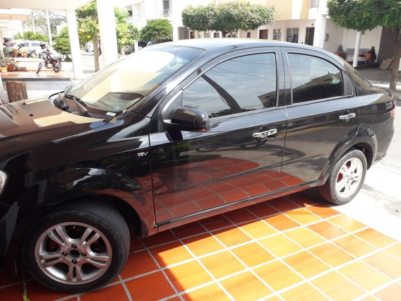 Chevrolet Aveo Emotion Sedan Full Equipo1.6