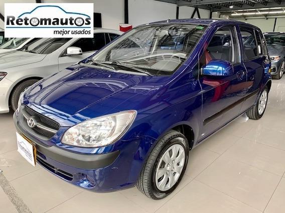 Hyundai Getz Gl 1.4