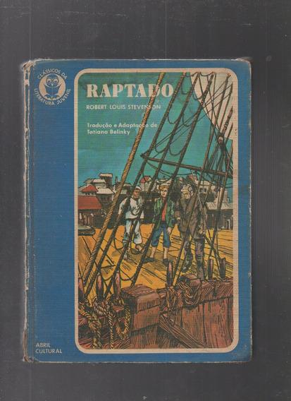 Livro Raptado- Robert Louis Stevenson