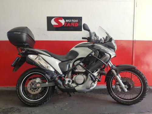 Honda Xl 700 V 700v Xl700v Transalp Abs 2013 Branca Branco