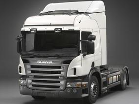 Scania P310 Lb 6x2 Por $307.800 Y Saldo En Cuotas Fijas
