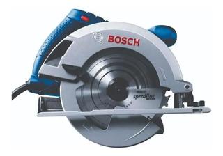 Sierra Circular Gks 20-65 7 1/4 2000w Con Guía Bosch