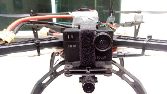 Drone Tbs Mw Wookong-m Kit E310 Iosd Mini 800kv 1045 Câmera