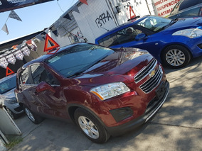 Chevrolet Trax 1.8 Lt At 2016 Autos Y Camionetas