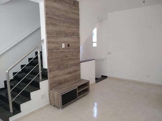 Casa 2 Suítes - 2 Vagas - Churrasqueira - Macuco - Santos/sp - Ca0119