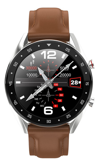 Reloj Inteligente Microwear L7 Para Deporte Actividad Física