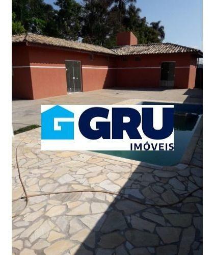Excelente Casa Térrea Localizada No Jardim Estancia Brasil