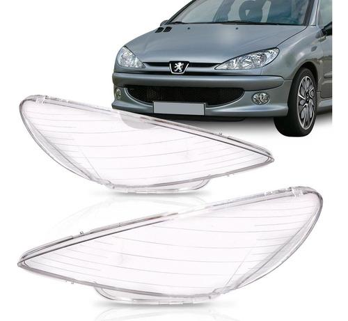 Par Lente Farol Peugeot 206 2004 2005 2006 2007 08 09 10 11