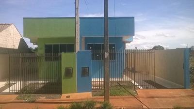 Casas Novas Com Três Quartos, Sala,cozinha,banheiro