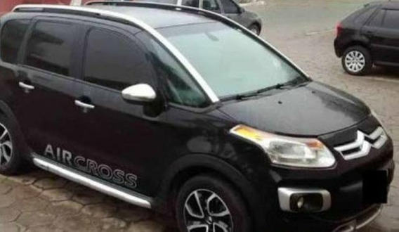 Citroen Aircross Preto 1.6 Glx Manual