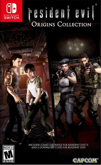 Resident Evil Origins Collection - Switch