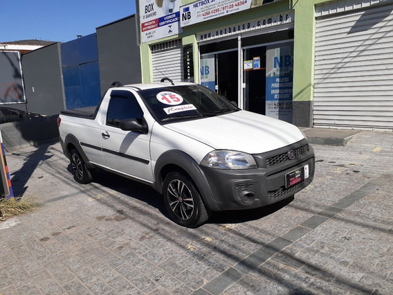 Fiat Strada Working 1.4 Completa 2015 $ 31990 Financiamos