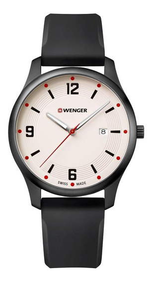 Relógio Masculino Suíço Wenger City Active 01.1441.123 C/ Nf