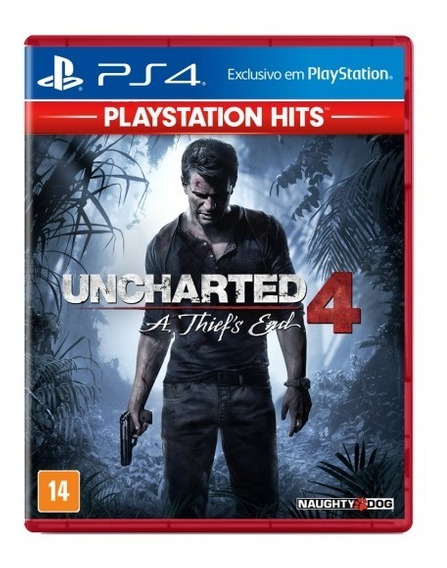 Uncharted 4 - A Thief