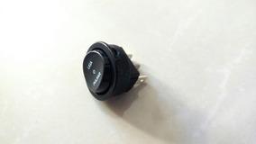 Interruptor Chave Botão Gangorra Liga/desliga/pulsar Arke