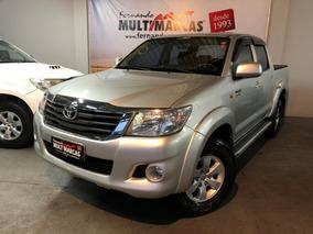 Toyota Hilux Cd 4x2 Sr - Automática - Flex