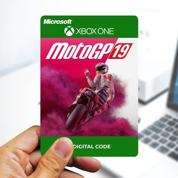 Motogp 19 - Código 25 Dígitos - Xbox One