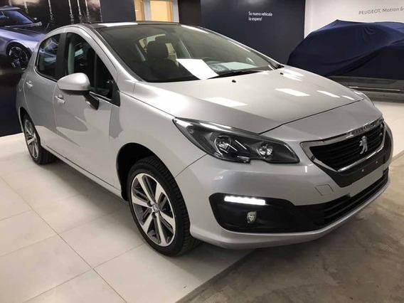 Peugeot 308 1.6 Allure Pack Hdi 2019 0km Plata Parkingcars