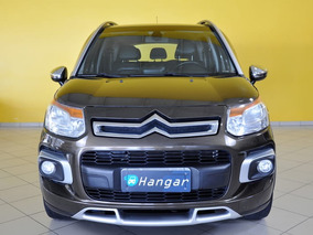Citroen Aircross Exclusive 1.6 Flex 16v 5p Aut. 2013