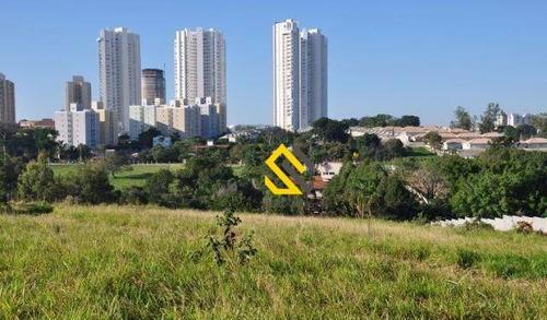 Terreno À Venda, 19540 M² Por R$ 23.000.000,00 - Parque Campolim - Sorocaba/sp - Te0573