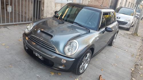 Mini Cooper S 2006 180cv Manual Oportunidad Liquido !!!!!