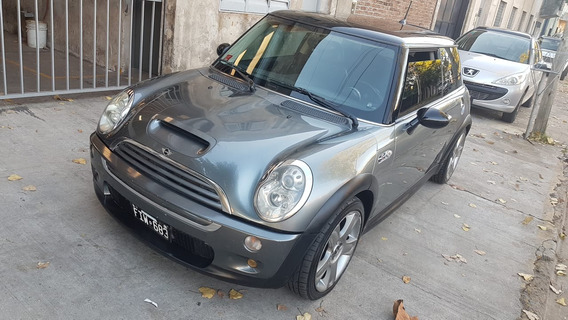 Mini Cooper S 2006 180cv Manual Oportunidad Liquido !!!!!