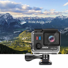 Câmera De Ação Eken H9r Plus 4k Ultra Hd A12 4k/30fps 1080