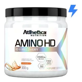 Amino Hd 10:1:1 300g - Atlhetica Nutrition