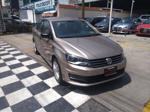 Volkswagen Vento Starline 2017 Beige