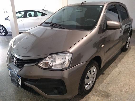 Toyota Etios 1.5 Platinum L18 2018