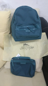 Mochila Longchamp Y Lonchera