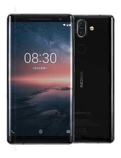 Nokia 8 Sirocco Ta-1005 6gb 128gb
