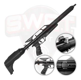 Rifle Pcp Fox F90 5,5 Simil Air Force Regulable Y Regulado