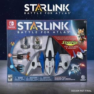 Starlink Battle For Atlas Nintendo Switch Nuevo